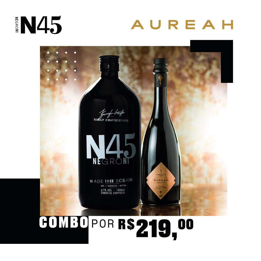N45 + Aureah Vermute