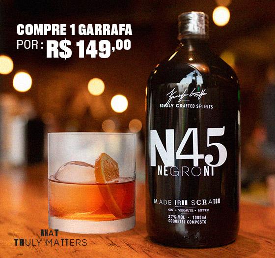 Compre 1 garrafa por R$149,00