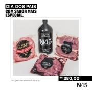 ESPECIAL DIA DOS PAIS _ N45 E MEAT BOX > KIT1 Para entrega no mesmo dia!!