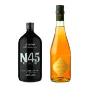 N45 Negroni + Aureah Vermute Rose