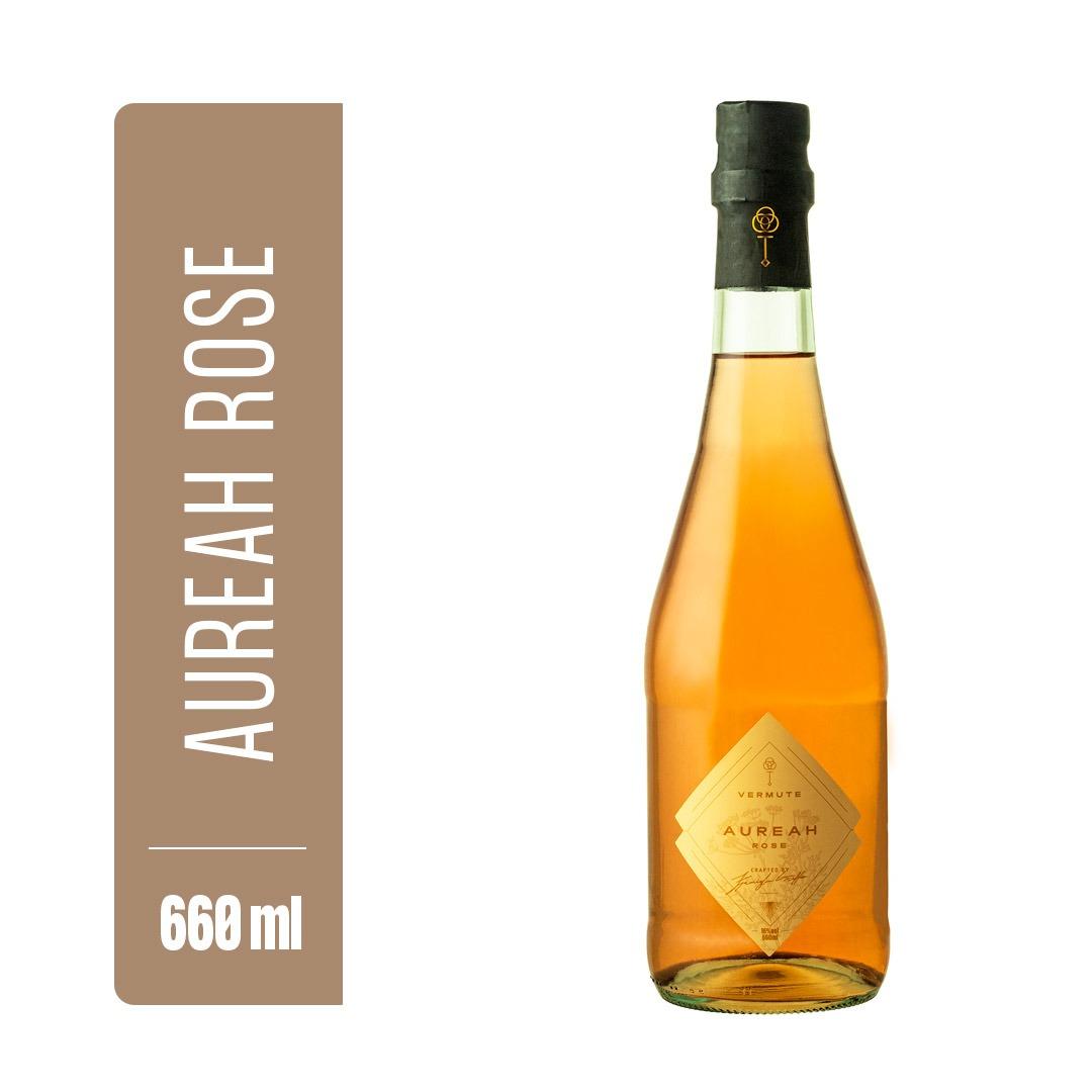 Aureah Vermute Rose 660ml