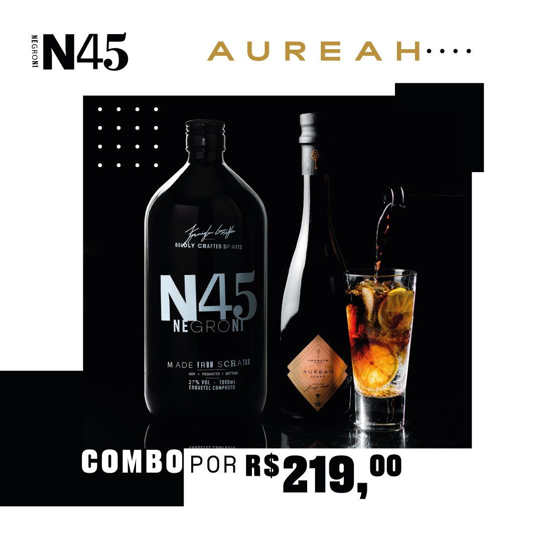 COMBO N45 + AUREAH VERMUTE