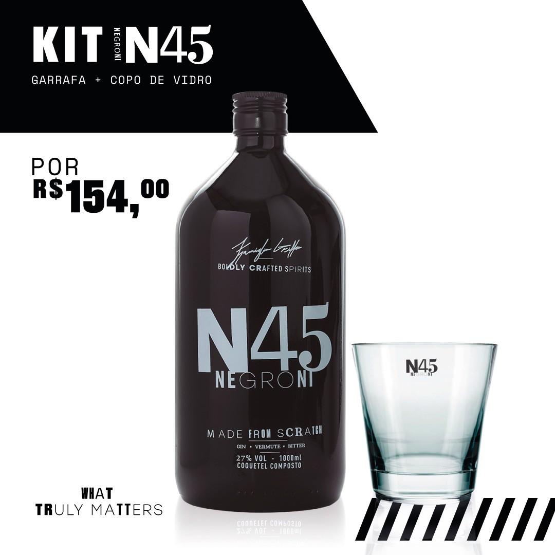 N45 NEGRONI 1000ML + 01 COPO