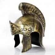Capacete Soldado Romano Gladiador Medieval