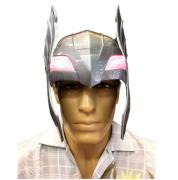 Capacete Thor Com Luz                             Vingadores                Cinema                        Thor                             Super-Herói