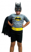 Fantasia Batman Infantil Curta