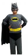 Fantasia Batman Infantil - Longo