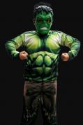 Fantasia Herói Incrível Hulk Infantil