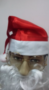 Gorro Touca Papai Noel
