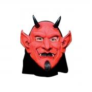 Máscara Diabo Demônio - Látex