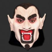 Máscara Vampiro / Drácula - Látex