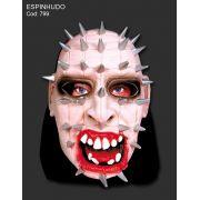 Máscara Espinhos - Látex