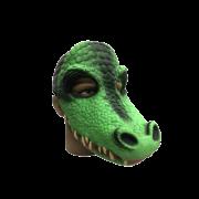 Máscara Jacaré - Látex