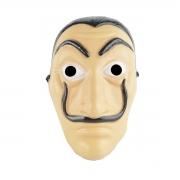 Máscara La Casa de Papel - Plástico