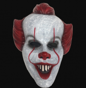 Máscara Palhaço It A Coisa - Plástico