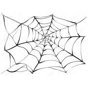 Teia De Aranha Artificial Halloween