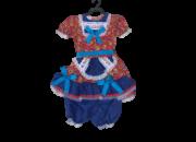 Vestido Caipira São João - Infantil