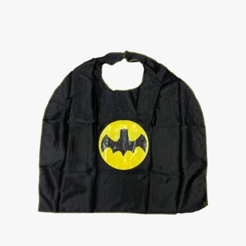 Capa Super Herói Infantil Morcego