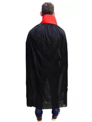 Capa Vampiro / Drácula - Adulto