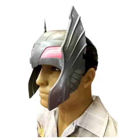 Capacete Thor Máscara com Luz