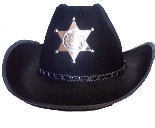 Chapéu Xerife Cowboy