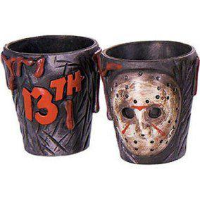 Copo Drink Halloween Jason Par