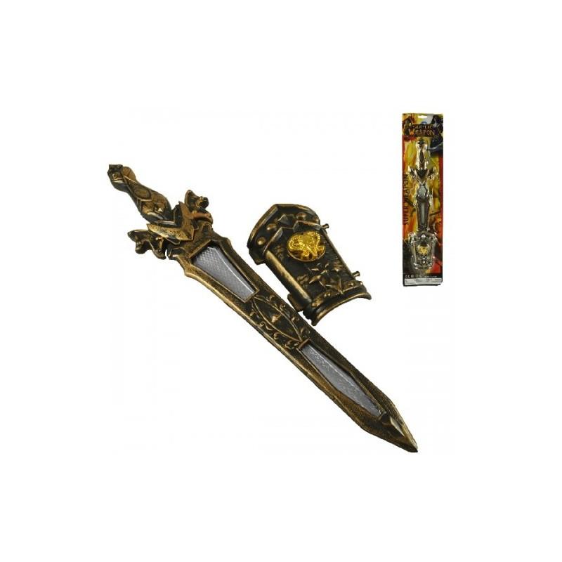 Espada Guerreiro Soldado Medieval Gladiador