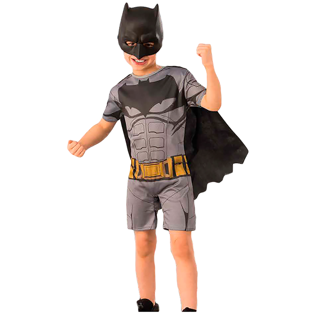 Fantasia Batman Curto Infantil