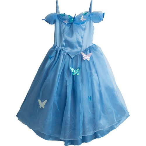 Fantasia Princesa Cinderela Luxo Infantil