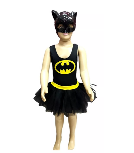 Fantasia De Bat Girl DC Comics              Super-Heroina             Super Herói                    Bat Girl