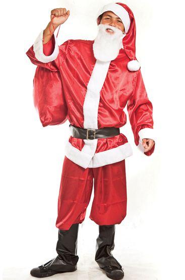 Fantasia Papai Noel