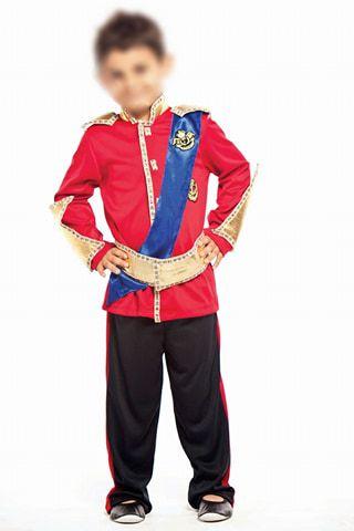 Fantasia Príncipe Infantil