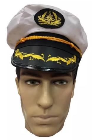 Kep Marinheiro Tecido
