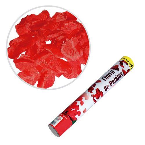 Lança Confete Pétalas de Rosa