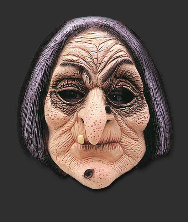 Máscara Bruxa - Látex