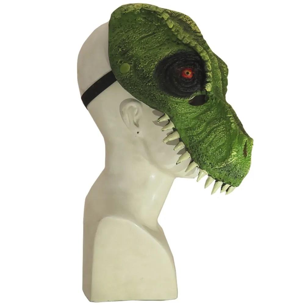 Máscara Dinossauro Látex Dragão