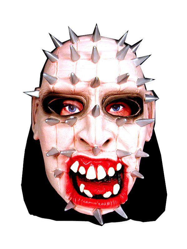 Máscara Espinhos Terror - Látex