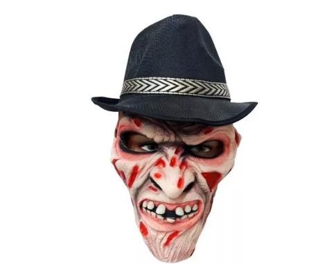Máscara Freddy Krueger - Látex