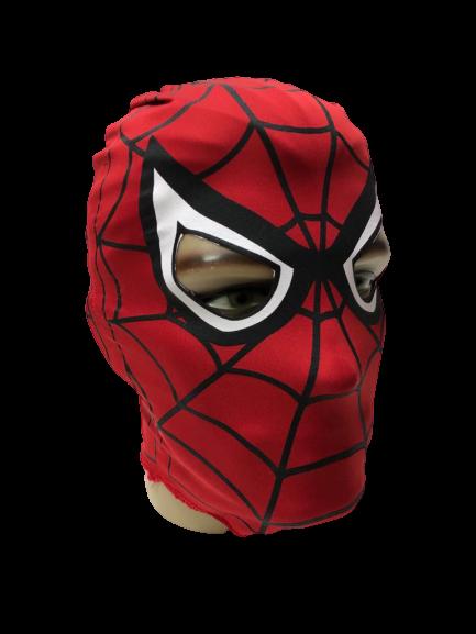 Máscara Homem Aranha - Tecido