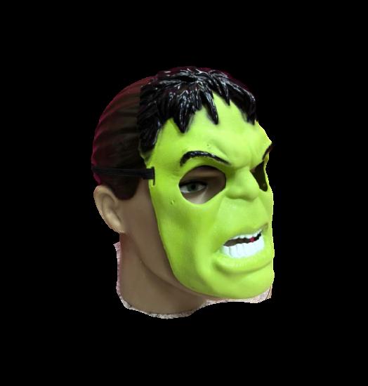Máscara Hulk - Plástico
