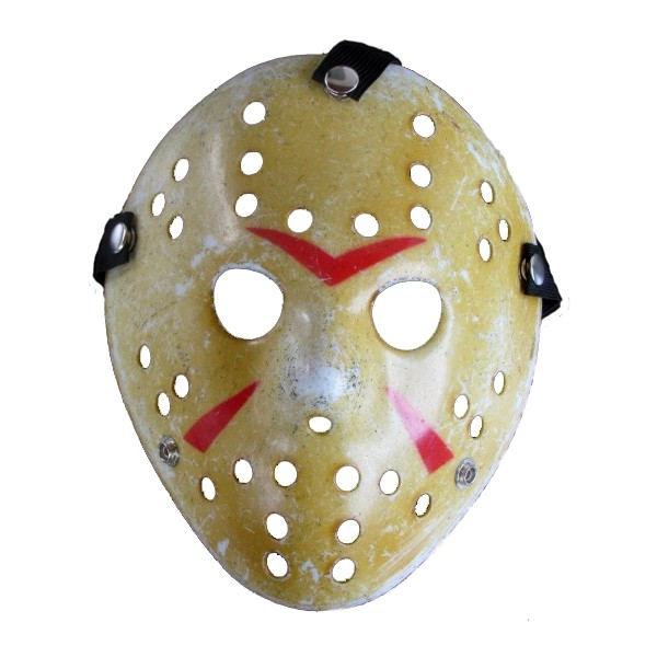 Máscara Jason Motosserra Kit