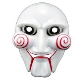 Máscara Jogos Mortais Jigsaw - Plástico