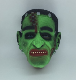 Máscara Látex Frankstein
