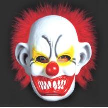 Máscara Látex Palhaço Assassino