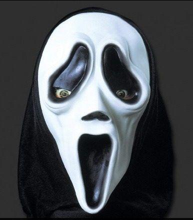 Máscara Pânico - Látex