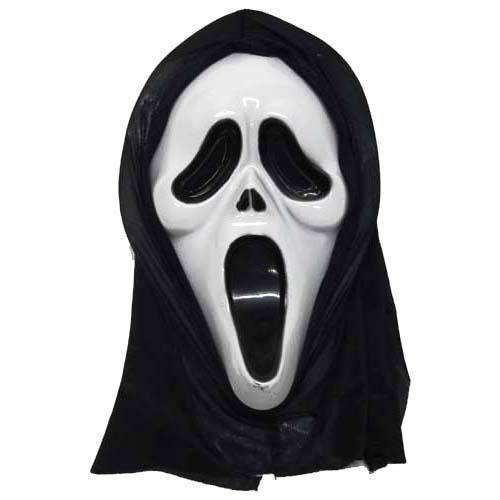 Máscara Pânico - Plástico
