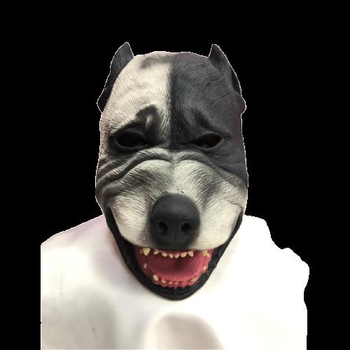Máscara Pitbull - Látex