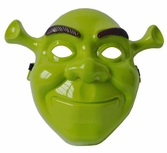 Máscara Shrek - Plástico