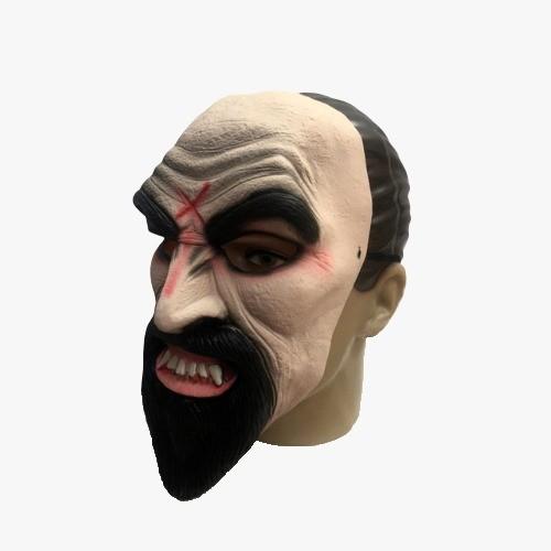 Máscara Zumbi Monstro Terror Halloween - Látex