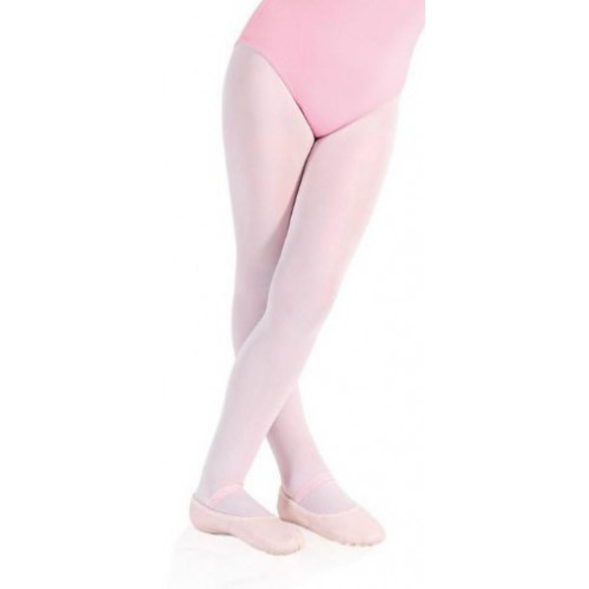 Meia Calça Ballet Fio 40 Rosa Bebê